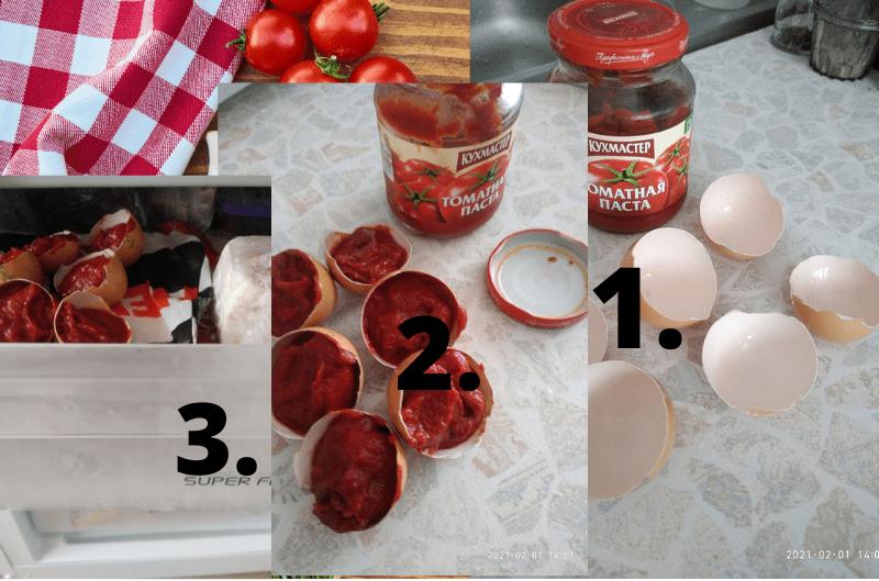 Как сохранить томатную пасту от плесени. Полезные хитрости
