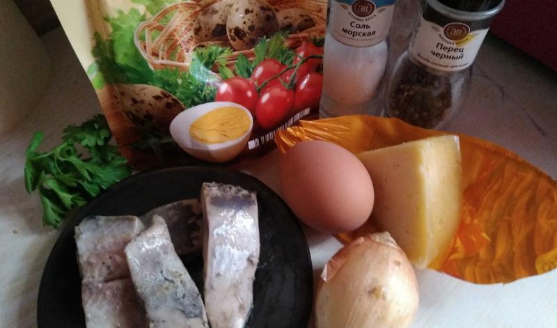салат со свеклой и селедкой